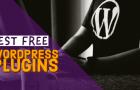Best Free WordPress Plugins For Blogs in 2019