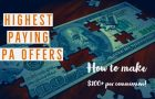 Highest Paying CPA Offers – Learn How To Make $100+ Per Lead/Sale